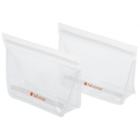Set 2x Snack Bags